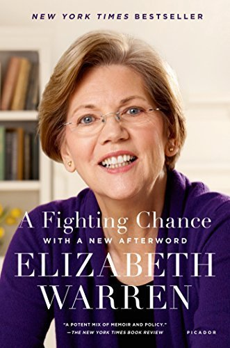 A Fighting Chance Reprint edition by Warren, Elizabeth (2015) Paperback (Fighting Angel)
