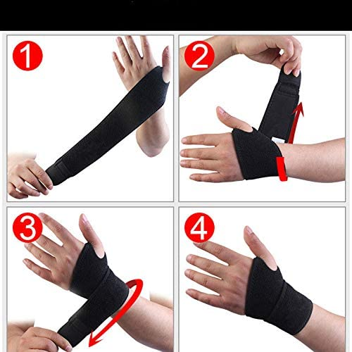 Improves Grip for Men and Women Gym Bar Workout Weightlifting Perfect for Deadlifting Sports Wrist Straps for Weight Lifting with Premium Padded Wrist Wraps Support Pull Up