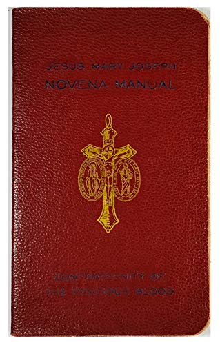 Triple Novena Manual Of Jesus Mary And Joseph.