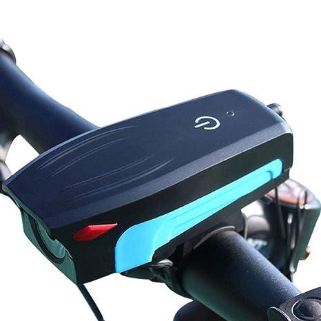 amazon com a\u0026i ailike waterproof 2 in 1 usb rechargeable led bike