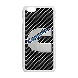 Cool Painting cummins Phone Case for Iphone 6 Plus