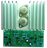 Power Amplifier OCL 50W MONO R1% Assembled Electronic Circuit : FA660