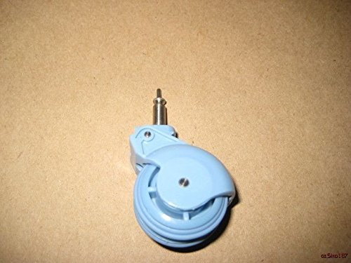 (Ship from USA) NEW Scooba Front Wheel Caster Blue 340 350 5900 5800