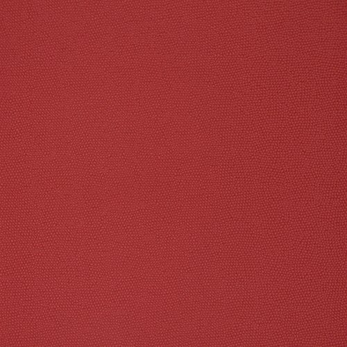 Schooner Red Metallic Vinyl Upholstery Fabric by the yard