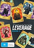 Leverage ~ Season 5 (4DVDS) (PAL) (REGION 4)