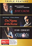 Sean Connery Collection (Just Cause / the Name of the Rose / Outland)