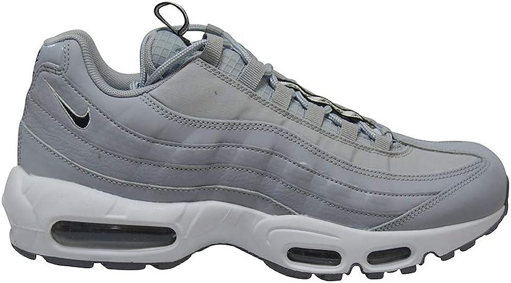 grey air max 95 mens
