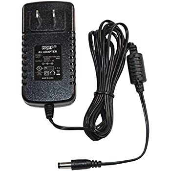 HQRP 12V AC Adapter for Vision Fitness MKD-481201000 R2050 (RB134), R2250 (RB135), E1500 (CB143), E3200 (CB142), X6000 (EP223) Power Supply [UL Listed] + ...