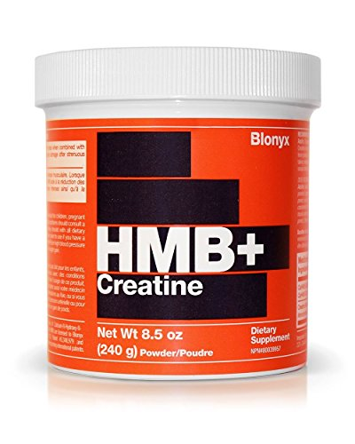 Blonyx Hmb+ Creatine. 240g, 1mo. Supply