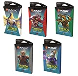GET All 5! MTG Magic the Gathering Theros Beyond Death Theme Booster 35-Card Packs (1 of Each Color)
