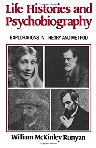 Amazon life histories and psychobiography explorations in life histories and psychobiography explorations in theory and method reprint edition fandeluxe Image collections