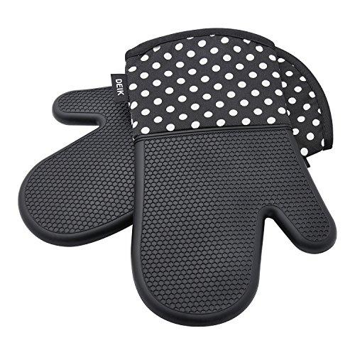 Deik Non Slip Silicone Resistant Potholder
