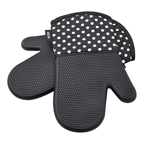 Deik Non Slip Silicone Resistant Potholder product image