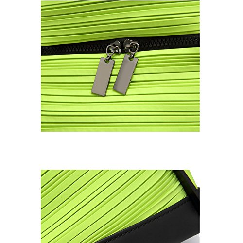 Shoulder Simple Handbags Fashion Casual Personality Portable Folds Brown Ladies Yxpnu vacqU0Xn