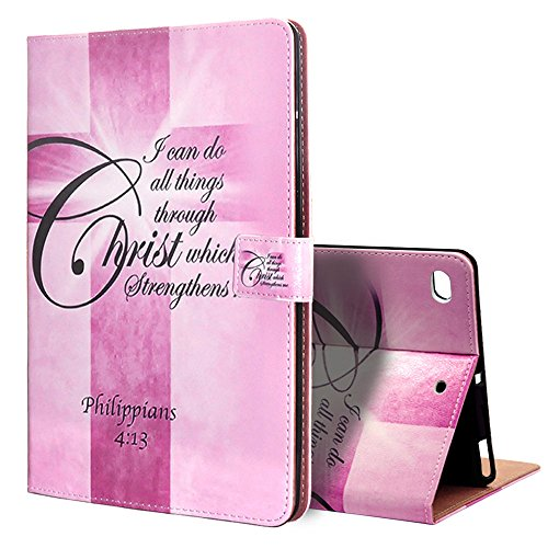 Customized Leather Verses Christian Philippians product image