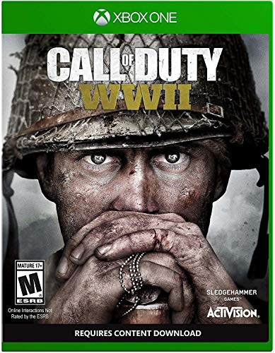 Call of Duty: WWII - Xbox One Standard Edition (Brotherhood Of Man People Over The World)