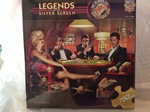 Puzzle Legends Silver Screen - Legends of the Silver Screen