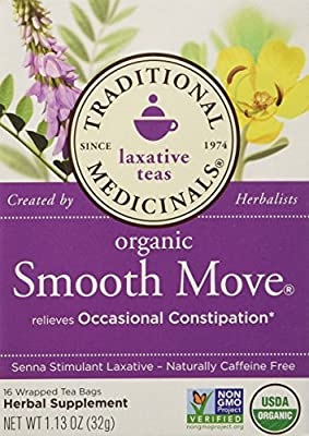 Traditional Medicinals Organic Smooth Move Herbal Tea
