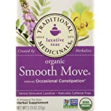 Traditional Medicinals Organic Smooth Move Herbal Tea 2-pack 32 Count 1.13 OZ