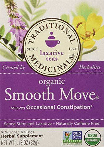 Traditional Medicinals Organic Smooth Herbal product image