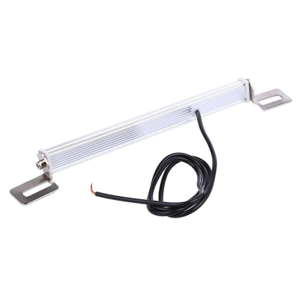 Awakingdemi 15 LED SMD 6000K Xenon Super White Universal Car LED Number License Plate Light Lamp Bulbs Bolt On Reverse Backup
