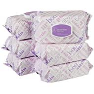 Amazon Elements Baby Wipes, Sensitive, 480 Count, Flip-Top...