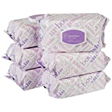 HEALTH_PERSONAL_CARE  Amazon, модель Amazon Elements Baby Wipes, Sensitive, 480 Count, Flip-Top Packs, артикул B00M4M2W1W