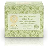 """Natura Siberica Active Organics Neck And Decollete Lifting Cream For The """"Anti-Age"""" With Cladonia Nivalis, Amur Cork Tree, Coenzyme Q10, Active Organics Wild Herbs And Flowers 120 Ml (Natura Siberica)"""
