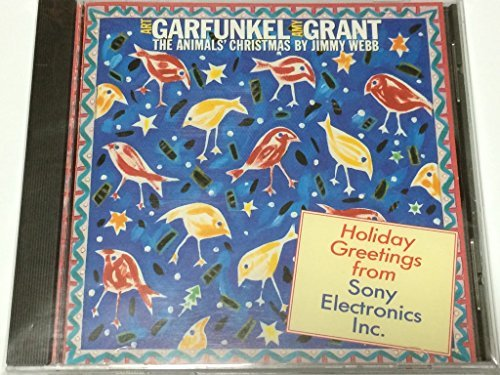 The Animals' Christmas by Jimmy Webb (Garfunkel Songs Art Christmas)