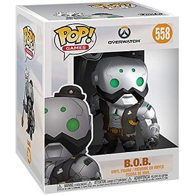 Funko Pop! Games: Overwatch - B.O.B 6