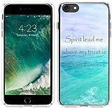 Iphone 6 Plus Case Bible Verses, Apple Iphone 6S Plus Case Christian Quotes PSALMS bible quote christian verses