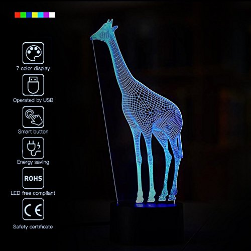 Giraffe Home Decor - 9