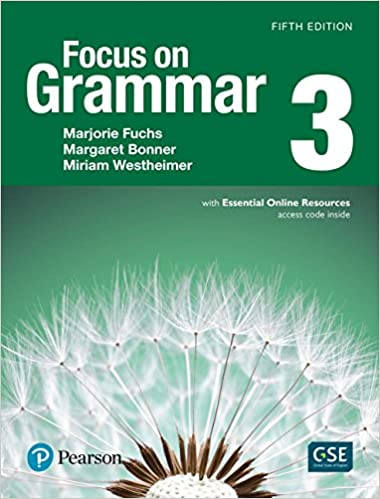 Cover of Focus on Grammar (5th Edition)