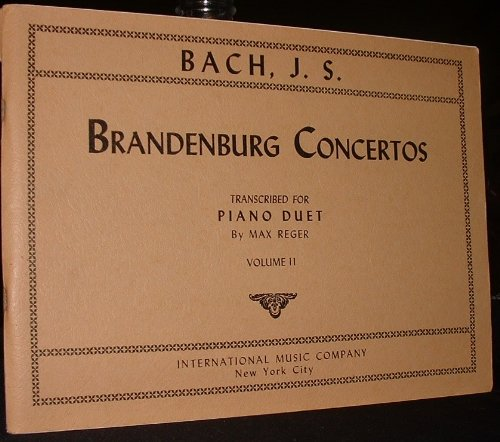 brandenburg concertos sheet music - 2