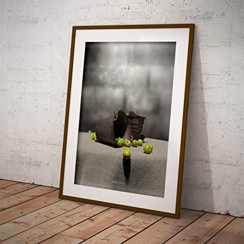 [해외]- Curious Knowledge Wall Art Poster for Your Bedroom Kitchen Livingroom or Office. Size 11 x 17 Printed on Premium Paper / - Curious Knowledge Wall Art Poster for Your Bedroom, Kitchen, Livingroom or Office. Size 11 x 17 Printed on...