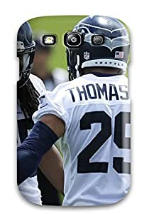 Tpu Case For Galaxy S3 With Seattleeahawks