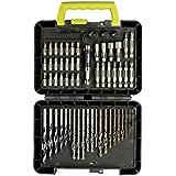 Ryobi RAK60DDF - Set 60 piezas para taladrar y atornillar