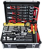 Famex 745 49 Universal Tool Box 119/162 Pieces