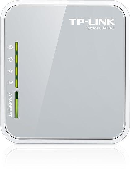 TP-LINK TL-MR3020 WINDOWS 10 DRIVERS