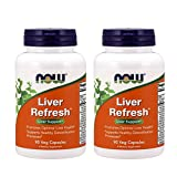 Best Liver Detox Supplements - Liver Detoxifier & Regenerator 90 Capsules Review