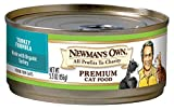 Newman's Own Premium, Turkey Formula for Cats, 5.5...