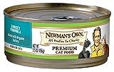 Newman's Own Premium, Turkey Formula for Cats, 5.5...