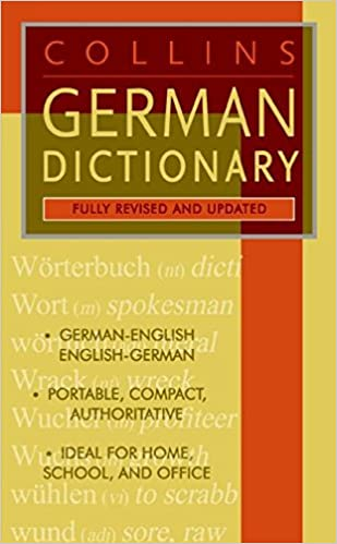 Book Collins German Dictionary