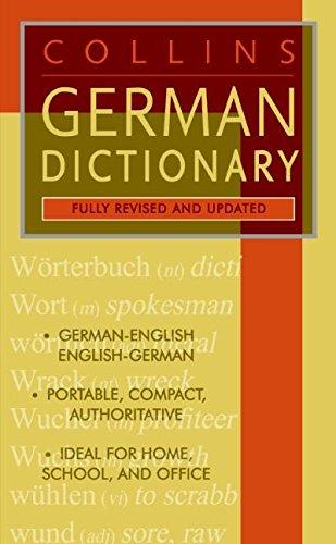 Collins German Dictionary (Collins Language)