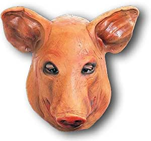 Cabeza de cerdo Horror Mask