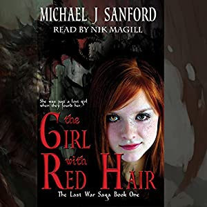 The Girl with Red Hair Audiobook