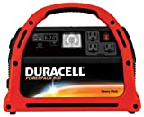 New Duracell DRPP600 Powerpack 600 Jump Starter and Emergency Power Source