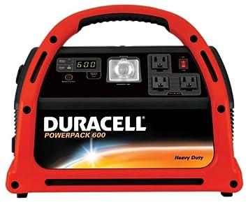Duracell Powerpack 600 - Cargador (26,4 kg, 0-40 °C, 0-30 °C ...