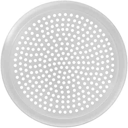 HUBERT Pizza Screen Perforated Aluminum - 16