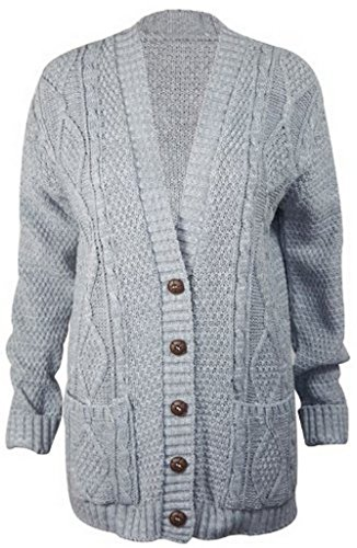 Uptown Girl - Polo - para mujer gris